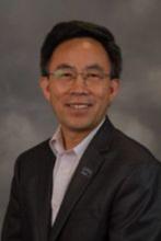 Head shot of Dr.Du