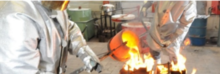 Materials & Processes Lab and Foundry