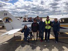 Flight team Photo