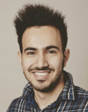 Head shot of Magd Al Harbi