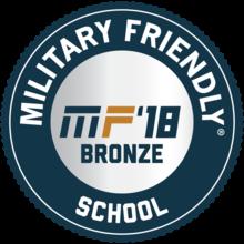Military Friendly designation