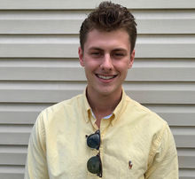 Student Spotlight for CAE – Patrick Baker