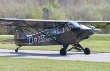 Piper L21 Aircraft