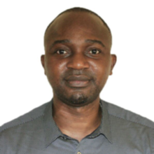 Head shot of Samuel Fatoba