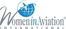 Women in Aviation Logo