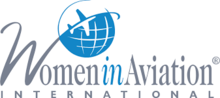 Women in Aviation Logo