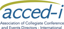 Association of Collegiate Conference and Events Directors - International logo