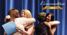 Convocation - Kent State's Nurse Pinning Ceremony