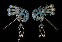Kiingfisher hairpins