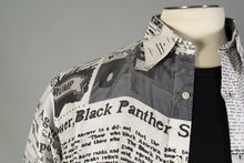 Colin Isaacs shirt detail