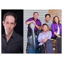 Faculty Concert 2 - Miami String Quartet and Spencer Myer, piano
