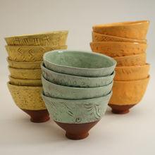 Ceramic Bowls by Sunshine Cobb