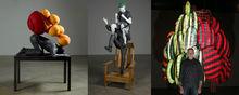 Todd Slaughter, visiting artist in Kent Blossom Art Intensives