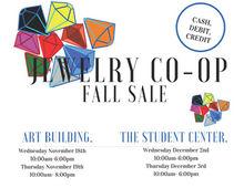 Jewelry Co-op Fall Sale