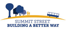 Logo: Summit Street Building a Better Way