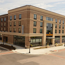 Open larger photo of Kent State University Hotel