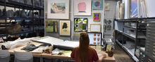 School of Art Collection Storage