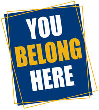 You Belong Here Graphic