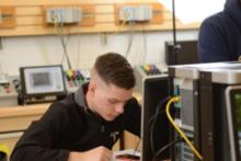 Rockwell Automation Advanced Mechatronics Lab