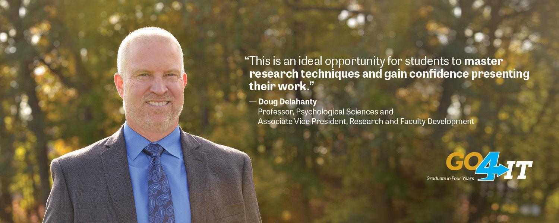 Doug Delahanty   Faculty