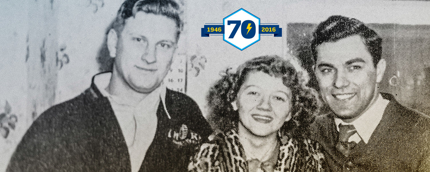 Kent State University at Stark has been serving the community for 70 years.