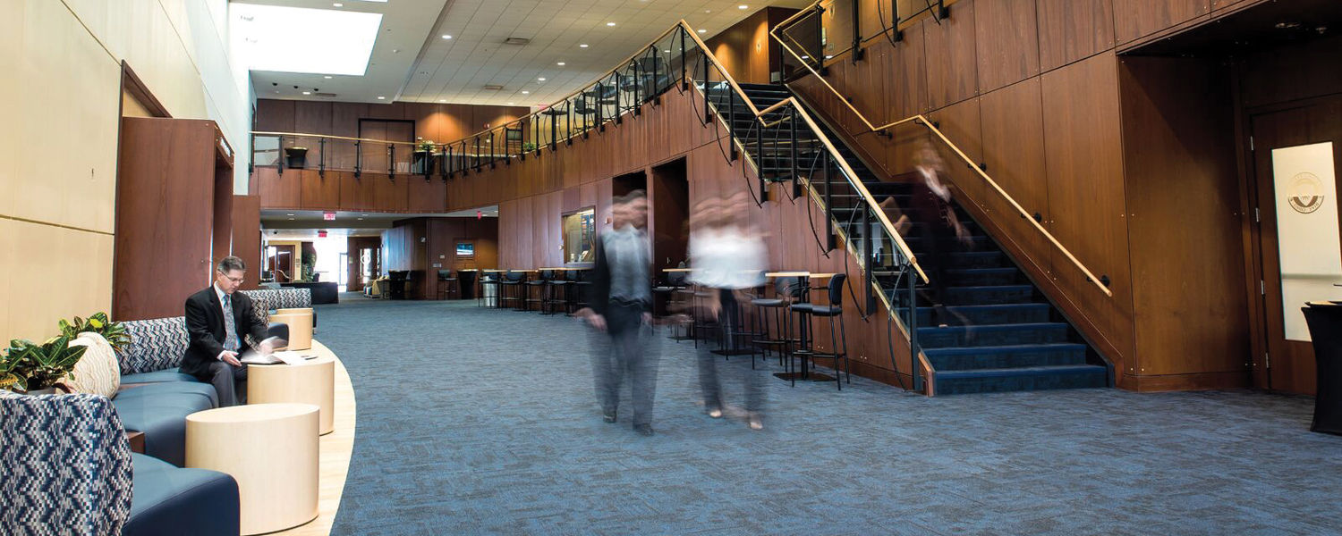 Explore the Reimagined Conference Center