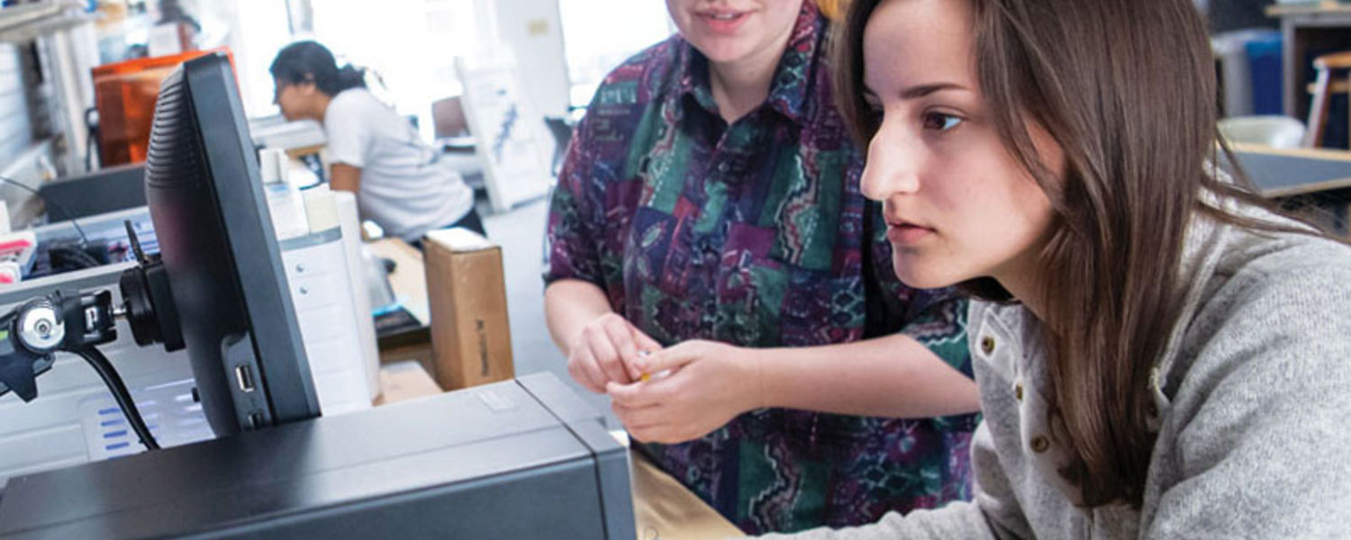 The Spark Innovation Studio is one of Kent State's DI Node resources