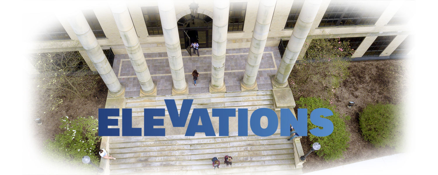 Elevations: Bringing new perspective to science, technology, education and the arts