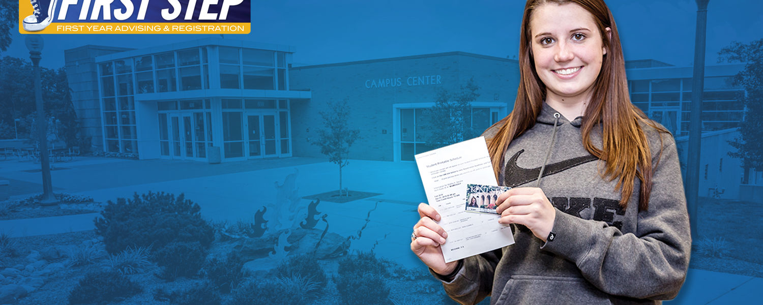 Shelby Secrest, a Jackson High School senior, attended First Step and is registered for Fall 2015 classes at Kent State University at Stark.
