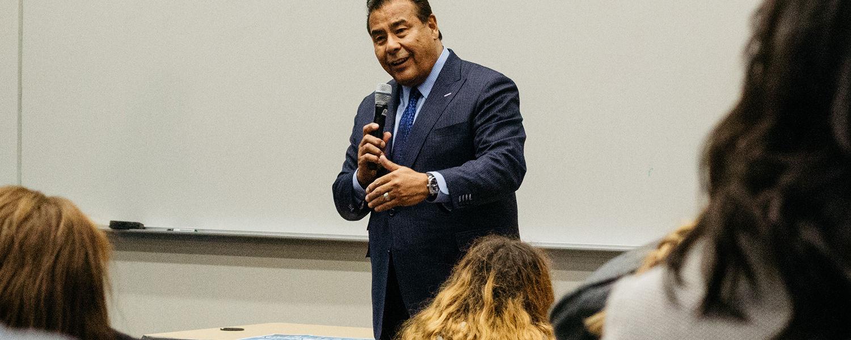 ABC Anchor John Quiñones