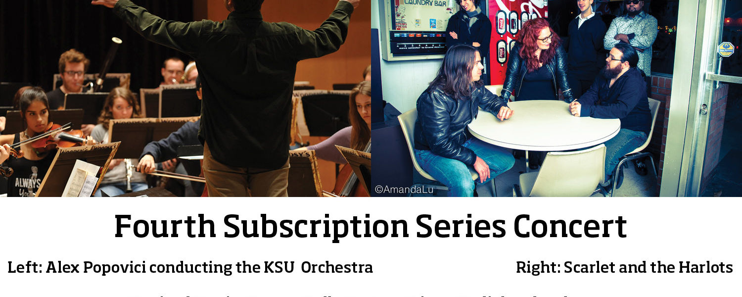 Orchestra Fourth Subscription Series Concert