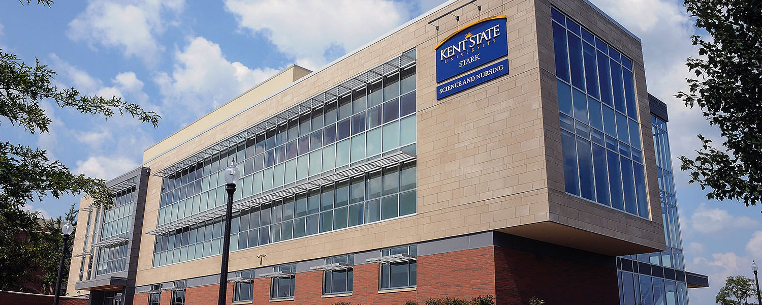The grand opening of Kent State Stark's Science & Nursing Building was celebrated on Thursday, Aug. 27.