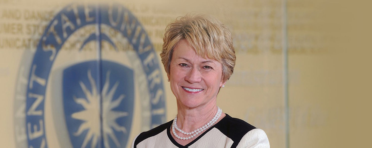 Beverly Warren, Kent State University President