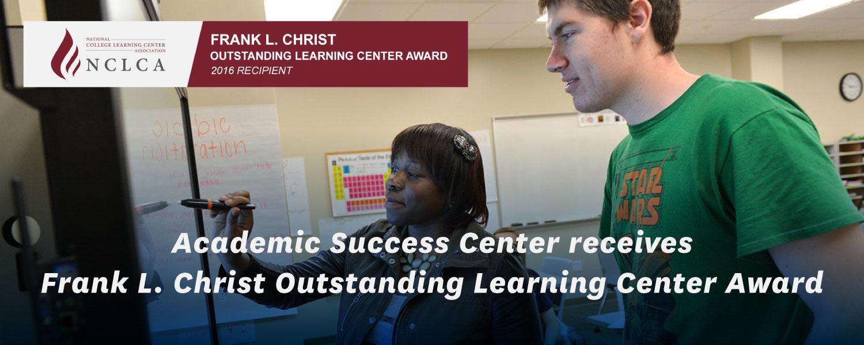 ASC Frank L. Christ Award