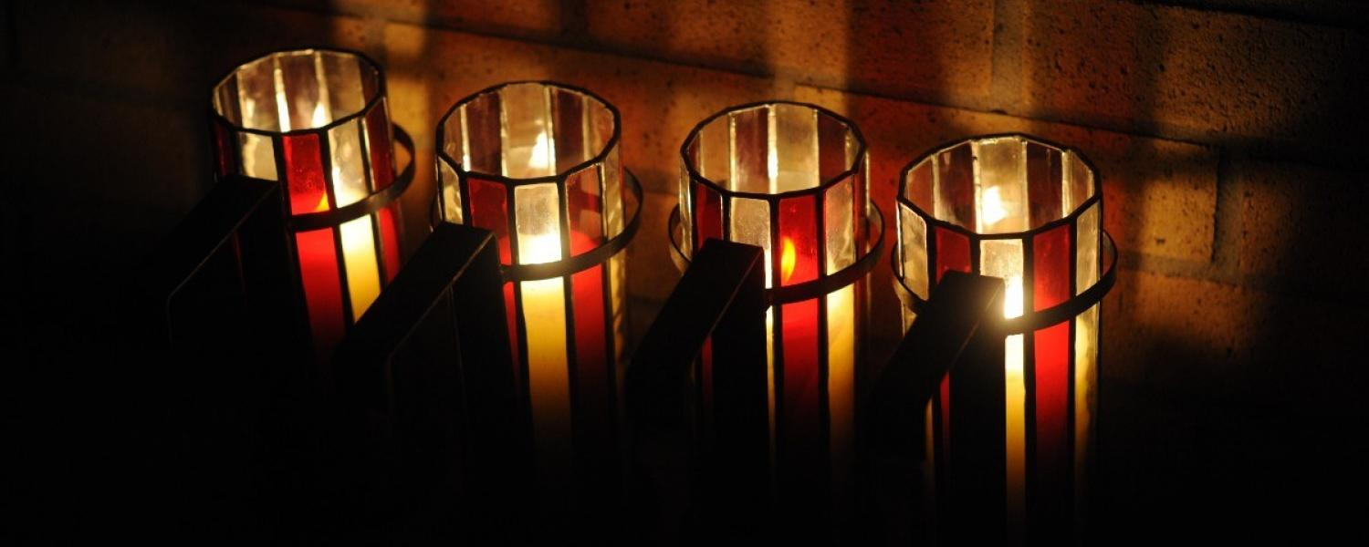 Four Lanterns for May 4 victims