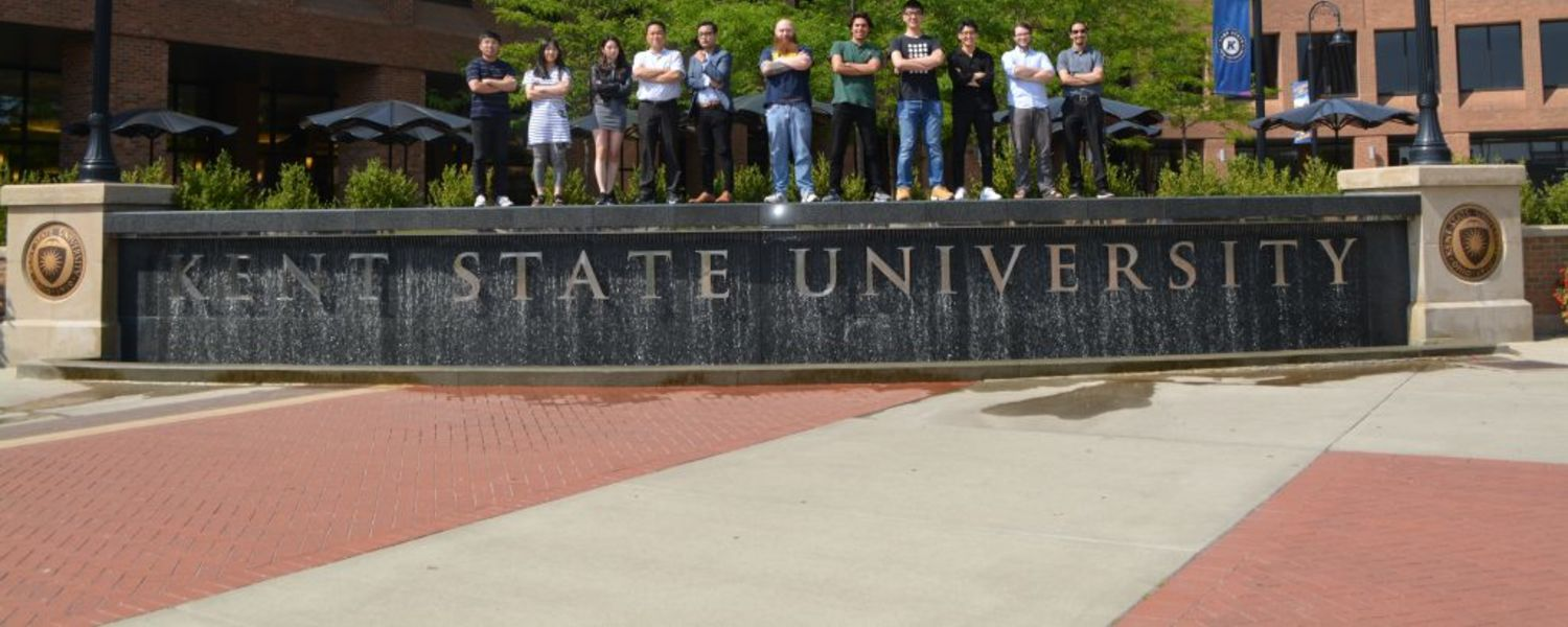 We are Kent State!