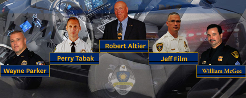 Kent State University Police Academy Commanders
