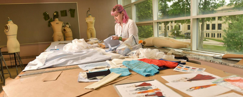School of Fashion Design and Merchandising