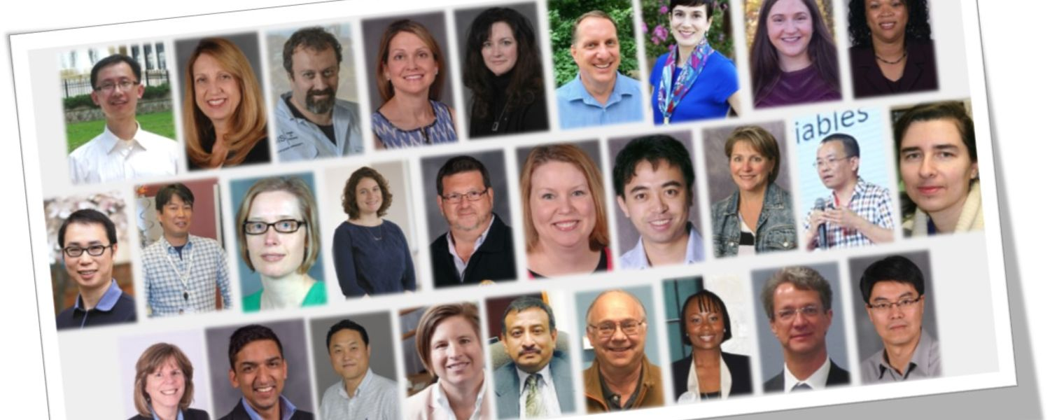 Images of researchers that have been funded by the Healthy Communities Research Initiative