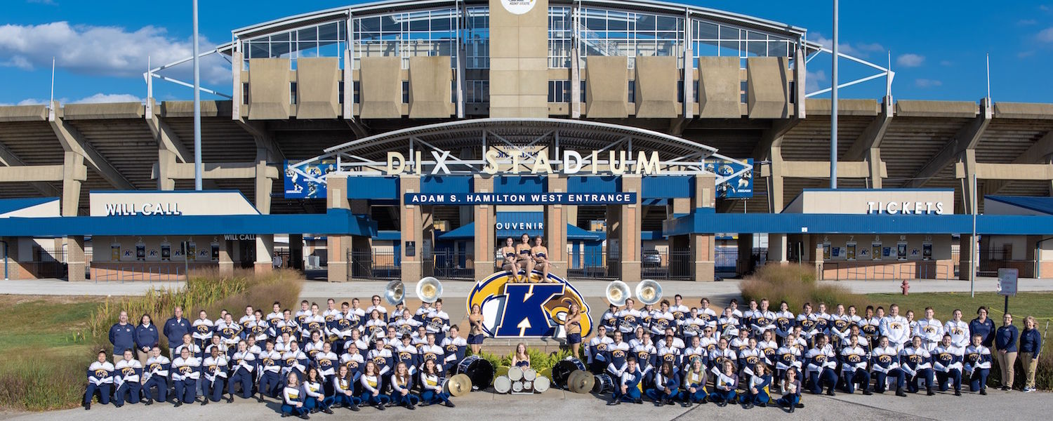 Marching Golden Flashes 2019-20