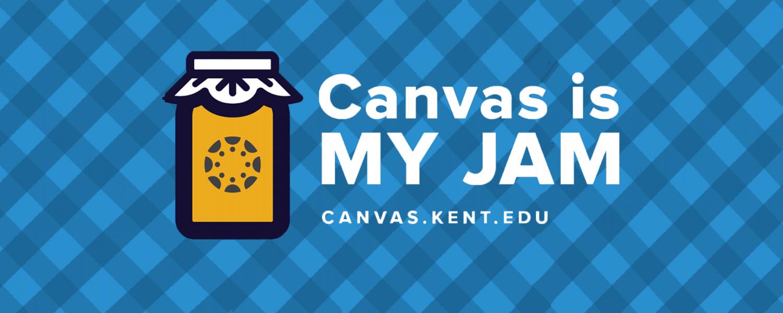 Canvas Sticker Kent State University