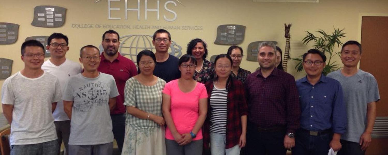 Scholars 2018 group photo