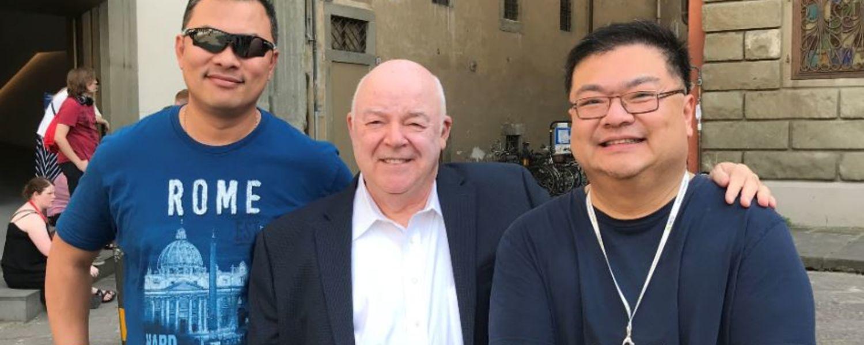 Alumni in Florence