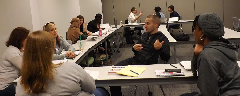 Curriculum & Instruction class