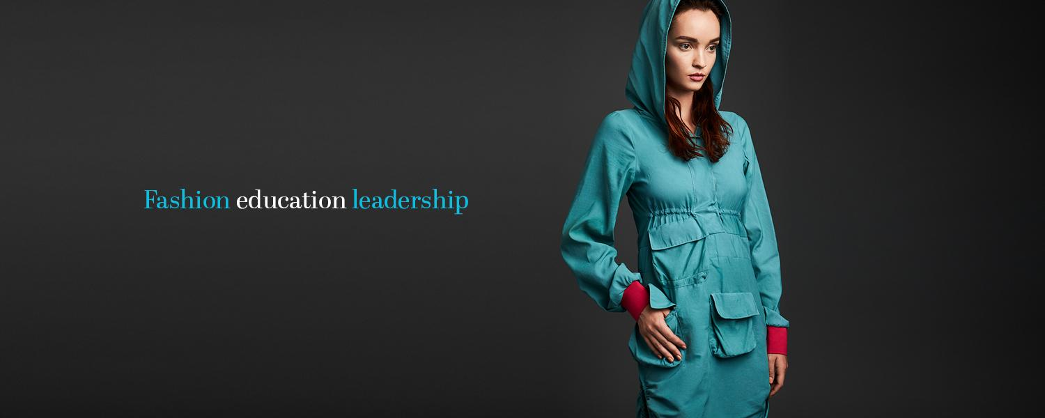 fashion education leadership