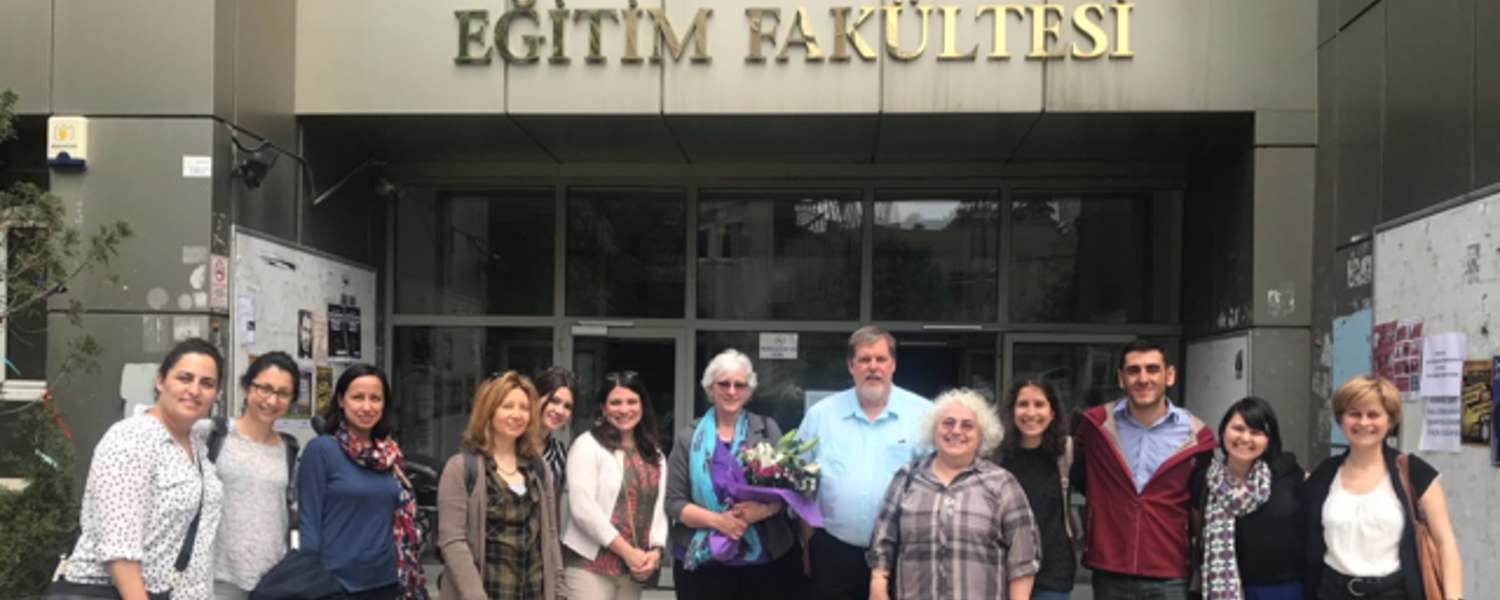 CES faculty and doc students in Turkey