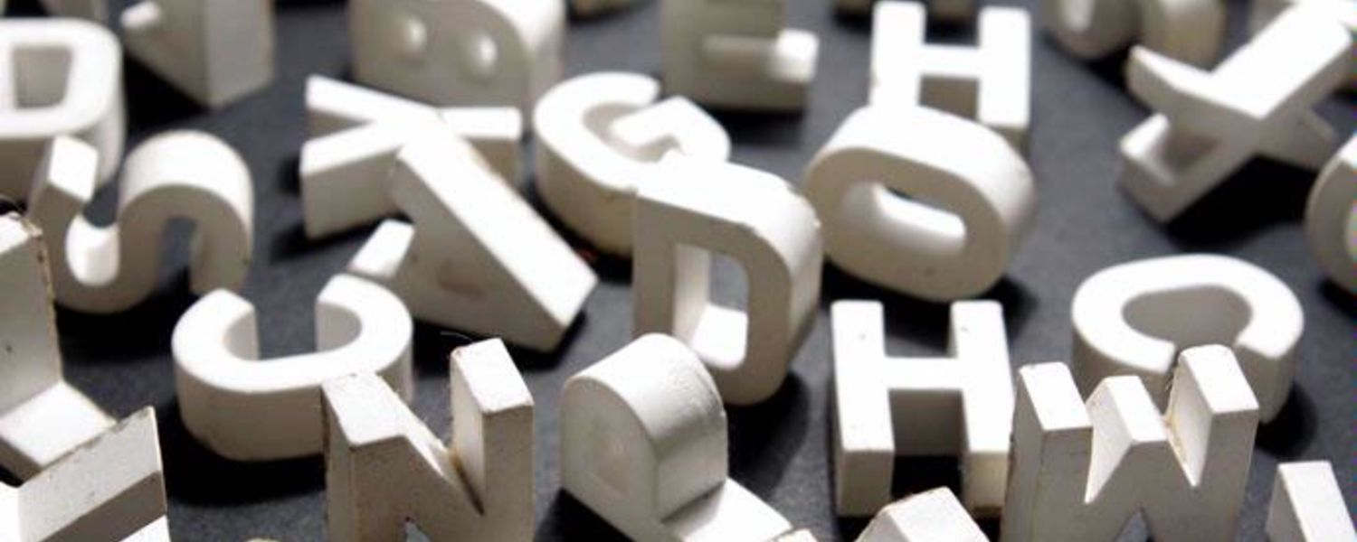 Image of Chalk Letters
