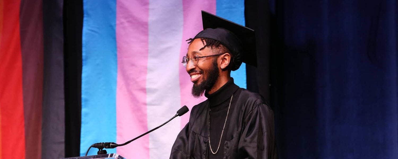 Student Keynote at LavGrad 2019