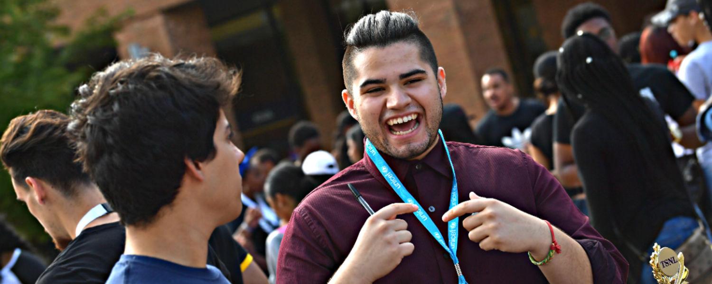 Students at Kupita 2017