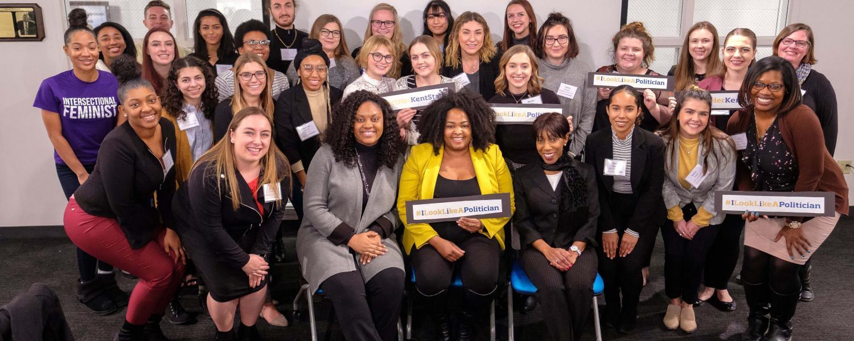 Group photo #ILookLikeAPolitician